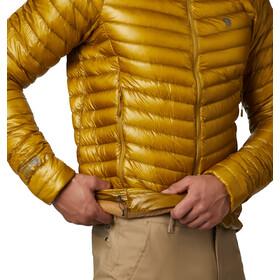 Mountain Hardwear Ghost Whisperer/2 Jacket Herre Dark Bolt